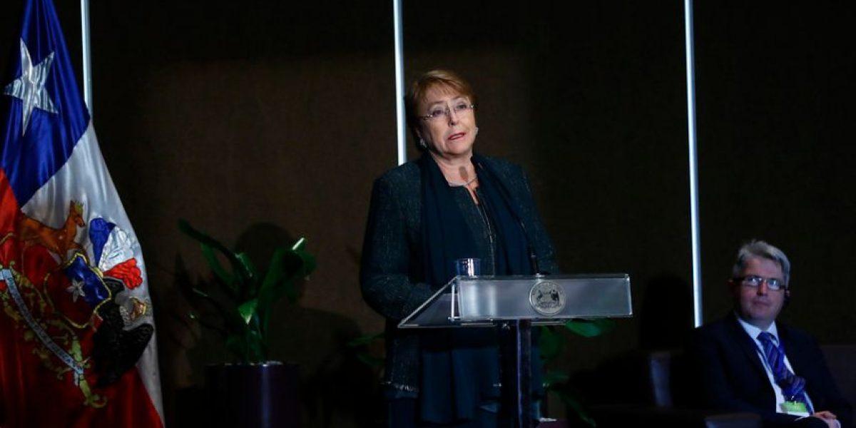 Bachelet explica a través de Facebook la importancia de la Alianza del Pacífico