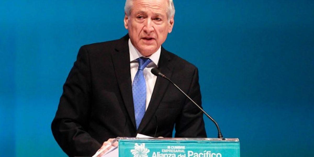 Canciller Muñoz abrió la Tercera Cumbre Empresarial de la Alianza del Pacífico