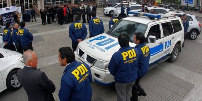 Valparaíso: PDI recibe nuevos vehículos y equipamiento tecnológico