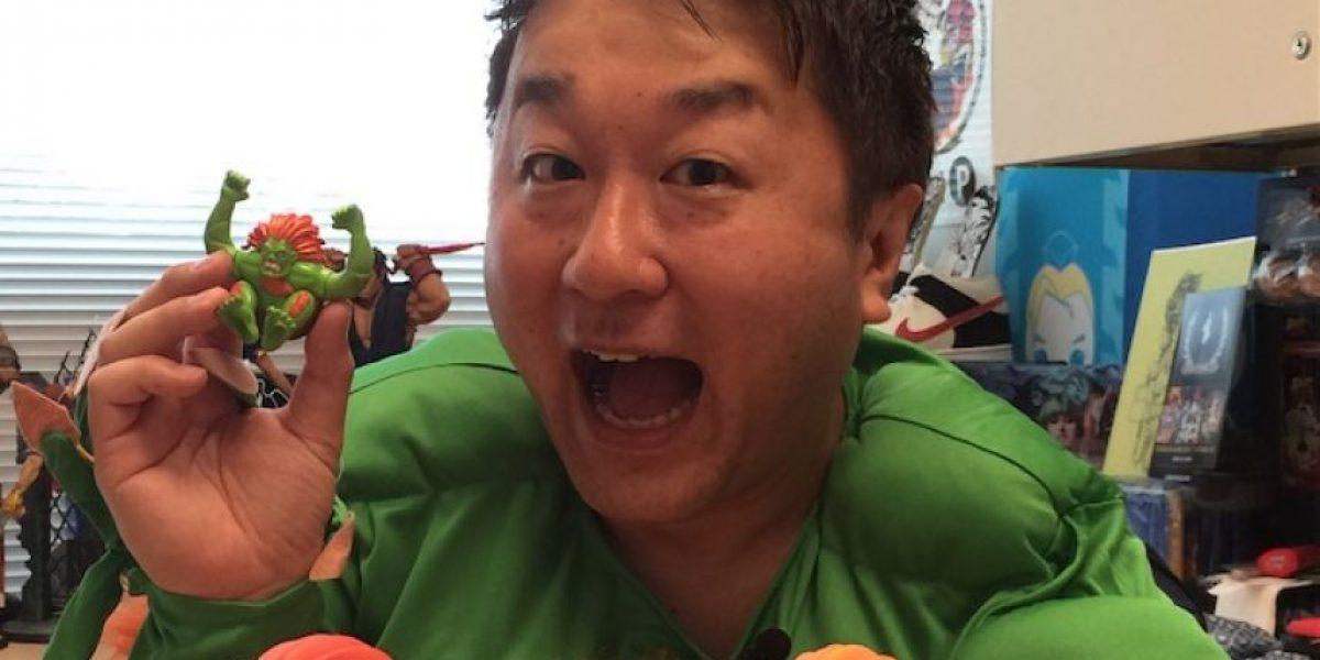 ¡Atención fanáticos! Productor ejecutivo de Street Fighter llegará a Festigame