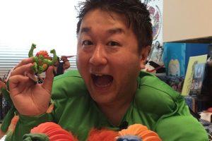 Yoshinori Ono. Foto:Gentileza. Imagen Por: