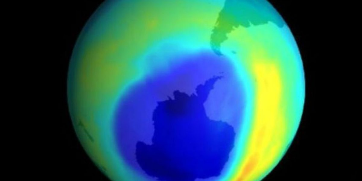 Cientificos descubren que la capa de ozono se está recuperando