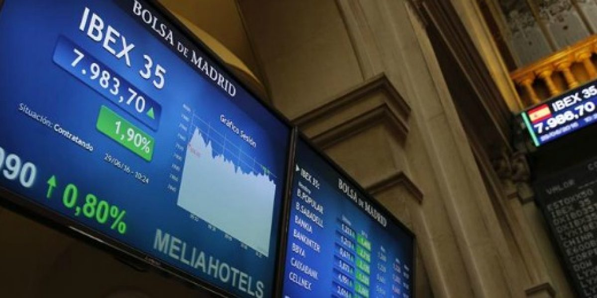 Bolsas europeas cerraron al alza lideradas por Londres