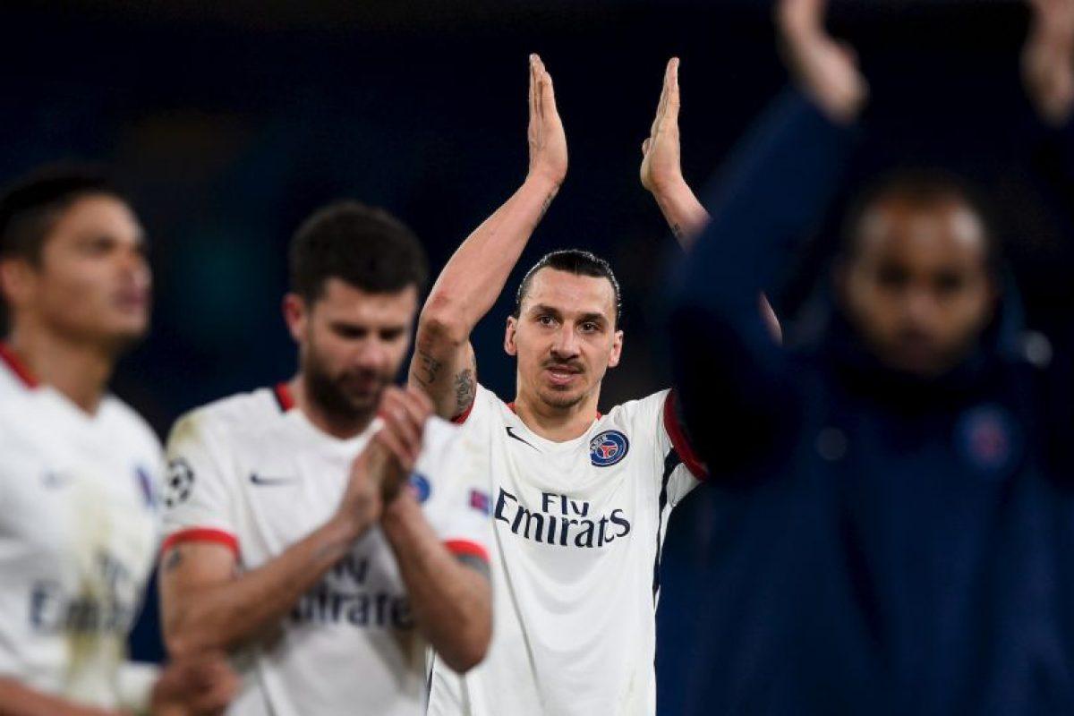 Zlatan Ibrahimovic reveló en sus redes sociales que Manchester United será su nueva casa Foto:Getty Images. Imagen Por: