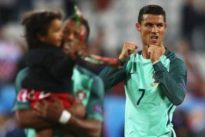 Portugal, por su parte, venció a Croacia Foto:Getty Images. Imagen Por: