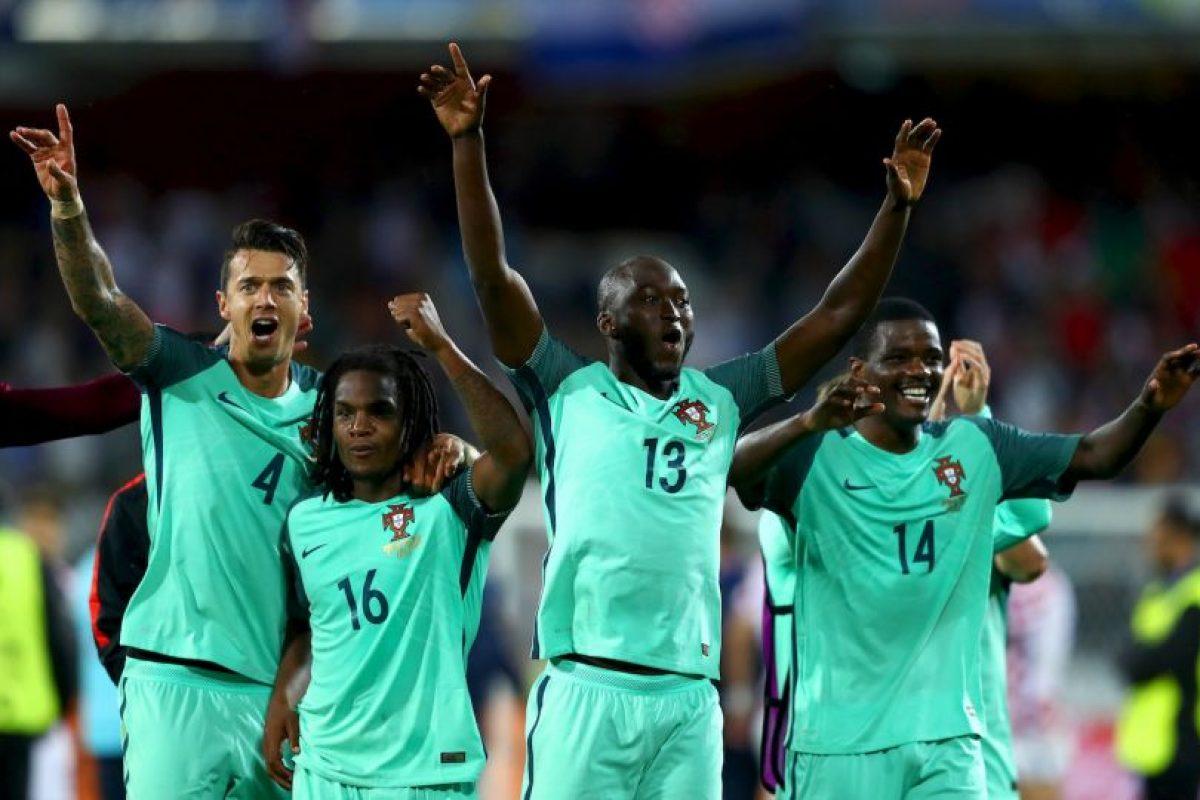 Portugal, en tanto, venció con un agónica gol a Croacia Foto:Getty Images. Imagen Por: