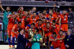 El calendario de la selección chilena quedará aún más apretado Foto:Getty Images. Imagen Por: