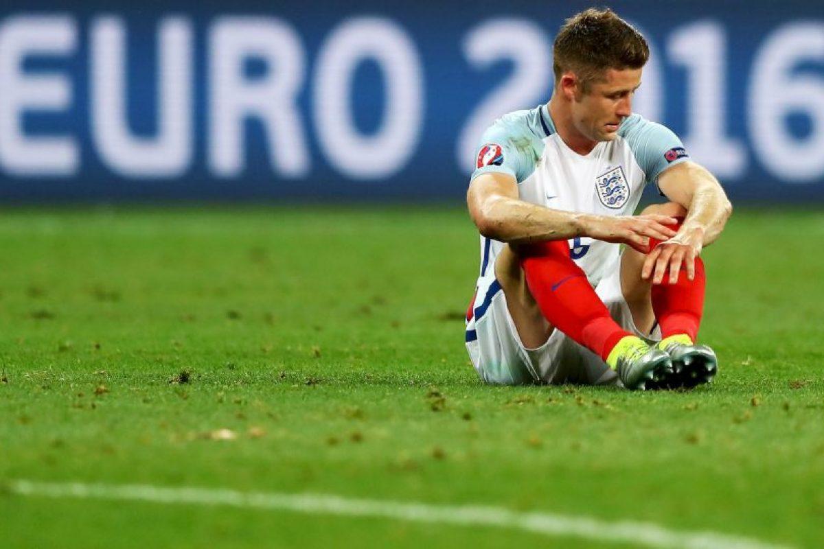 Así sufrieron los ingleses la sorpresiva eliminación a manos de Islandia Foto:Getty Images. Imagen Por: