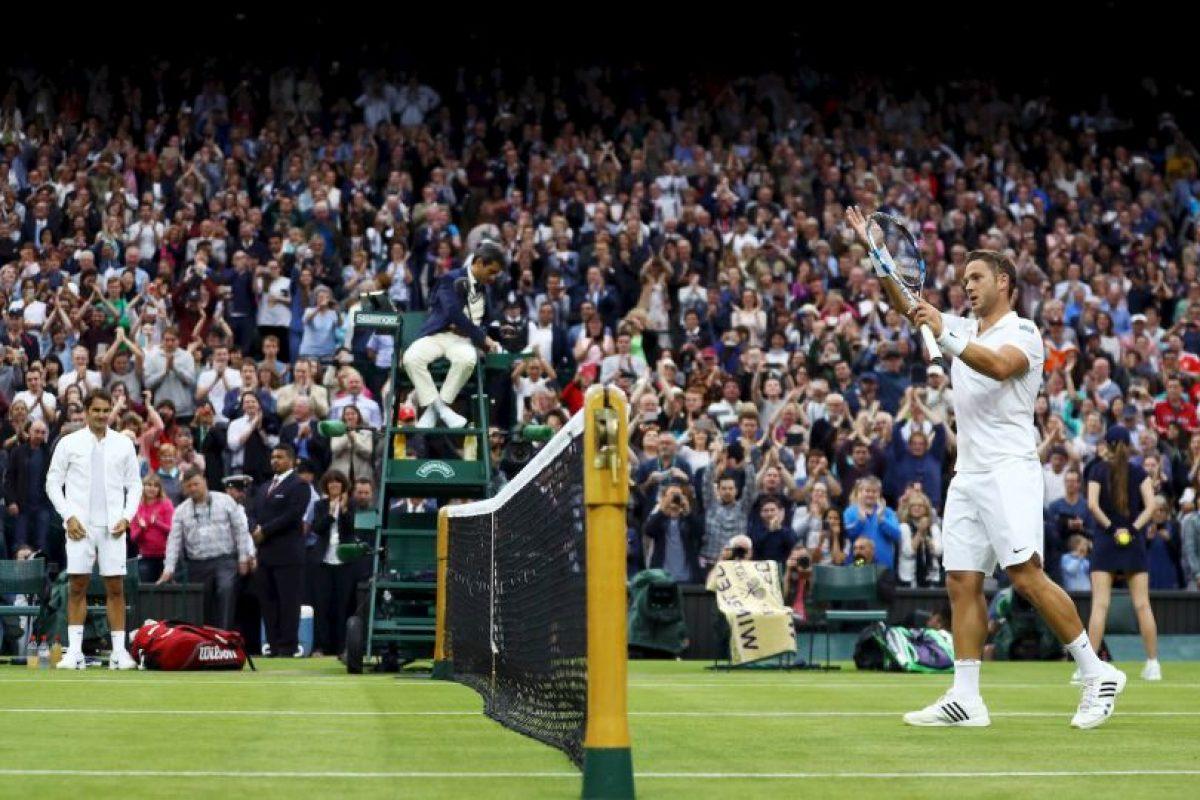 Seguramente será un momento que nunca olvidará Foto:Getty Images. Imagen Por: