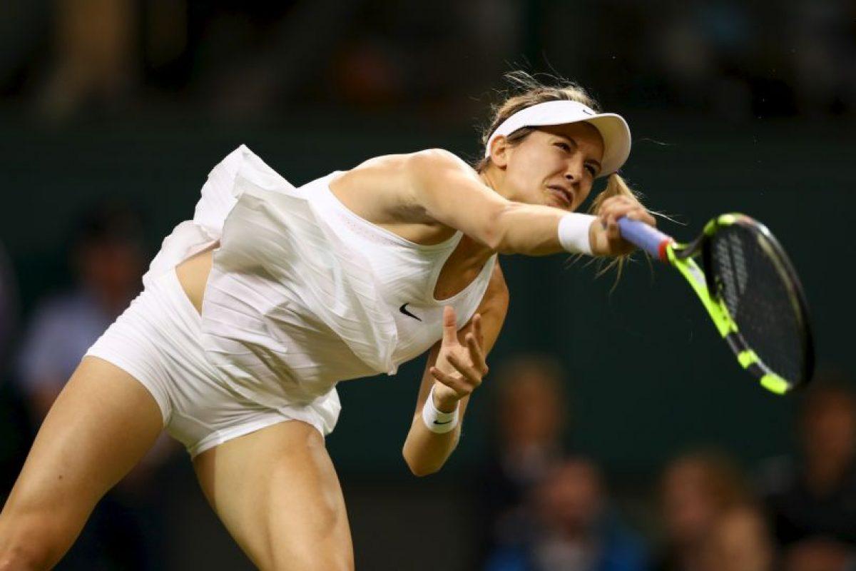 Los polémicos vestidos de Nike para Wimbledon Foto:Getty Images. Imagen Por:
