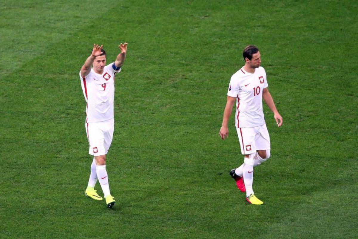 Robert Lewandowski entró al segundo lugar de los goles más rápidos de la Premier League Foto:Getty Images. Imagen Por: