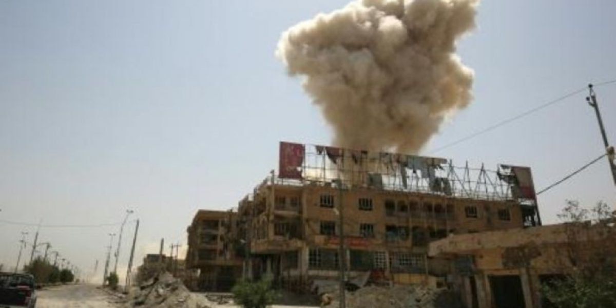 Más de 150 yihadistas del EI mueren por bombardeos en Irak