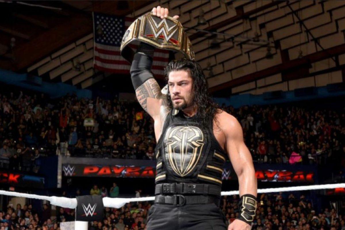 """Peligra su participación en """"Battleground"""" Foto:WWE. Imagen Por:"""