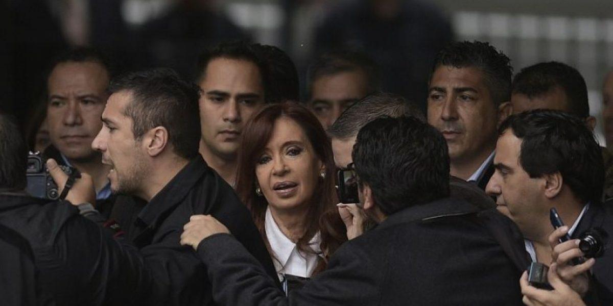 Cristina Fernández denuncia que hay un