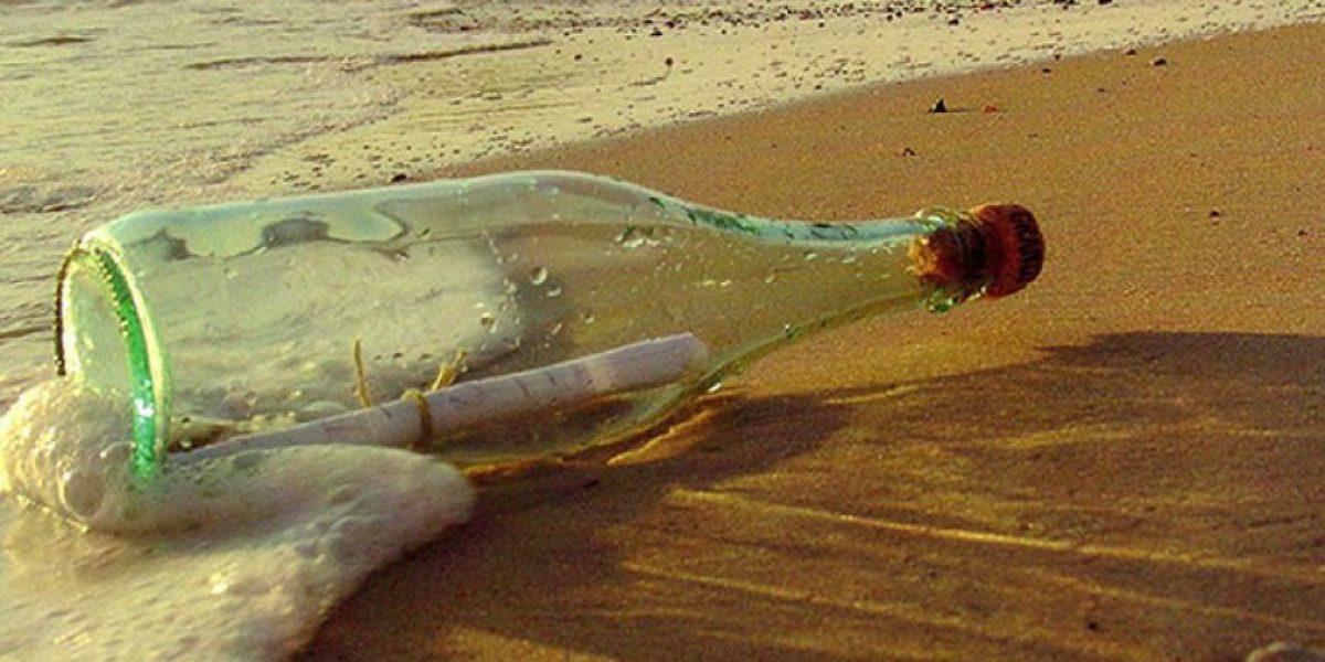 Un mensaje en una botella motiva una investigación sobre maltrato a 24 balseros cubanos