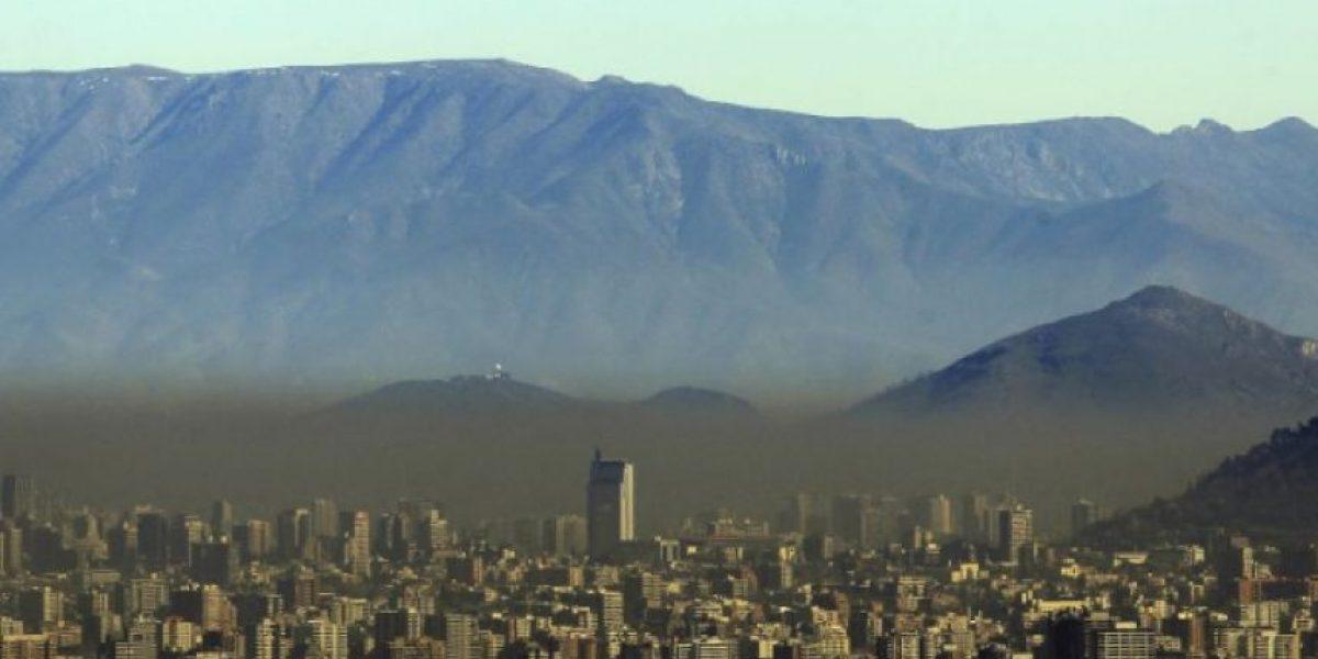 Intendencia declara para este viernes preemergencia ambiental en la capital