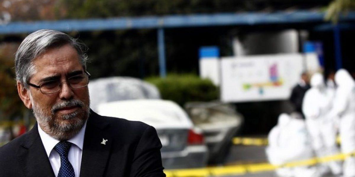 """Rector Zolezzi: """"La intención de Ues estatales es que el proyecto no se presente la próxima semana"""""""