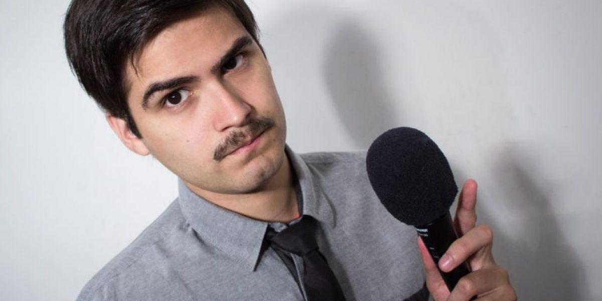 """Asaltan con armas de fuego a reconocido """"Youtuber"""" chileno"""