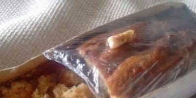 Hallazgo de muela humana al interior de queque: supermercado aclara episodio