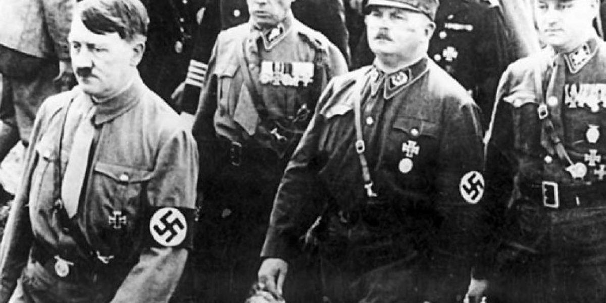 La noche en que los nazis salieron a matar nazis