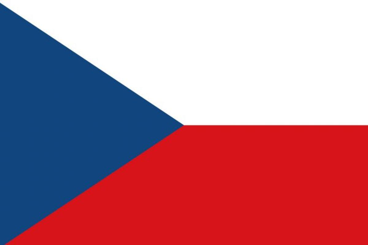 Bandera de República Checa Foto:Reproducción. Imagen Por: