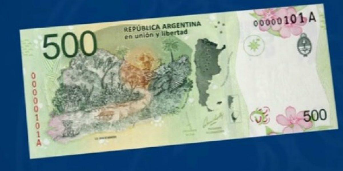 Inflación lleva a Argentina a emitir nuevo billete de mayor valor