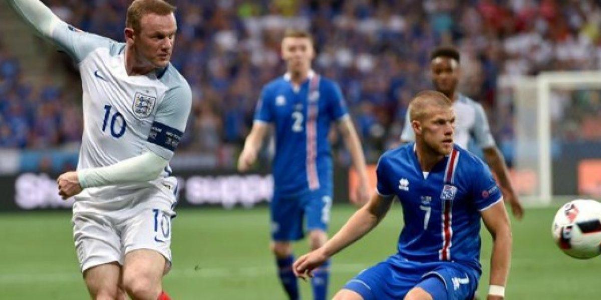 Camiseta de Islandia se vuelve furor en ventas por éxito en la Eurocopa