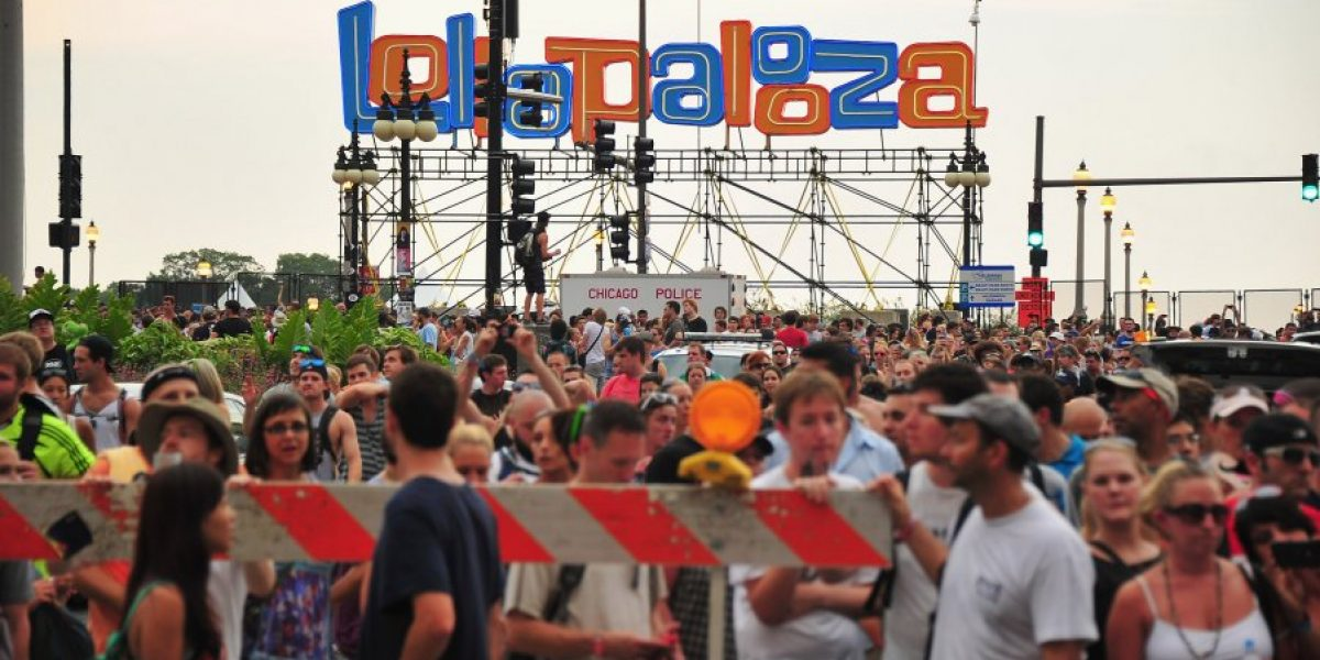 Cancelan primera edición del festival Lollapalooza de Colombia
