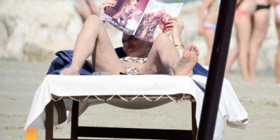 Esta es la peor foto de Kate Moss en bikini
