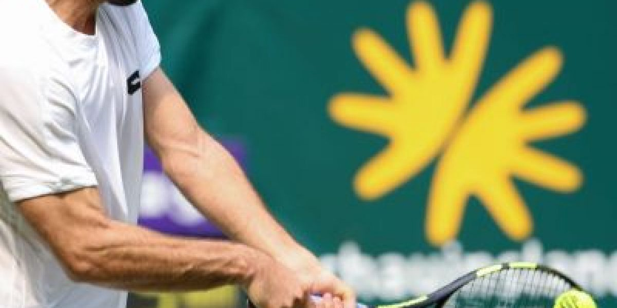 Wimbledon: Tenista elite pierde la cabeza e insulta al juez de silla