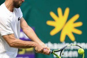 Viktor Troicki es un tenista serbio de 30 años Foto:Getty Images. Imagen Por: