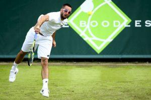Ocupa el puesto 27 de la clasificación mundial de la ATP Foto:Getty Images. Imagen Por: