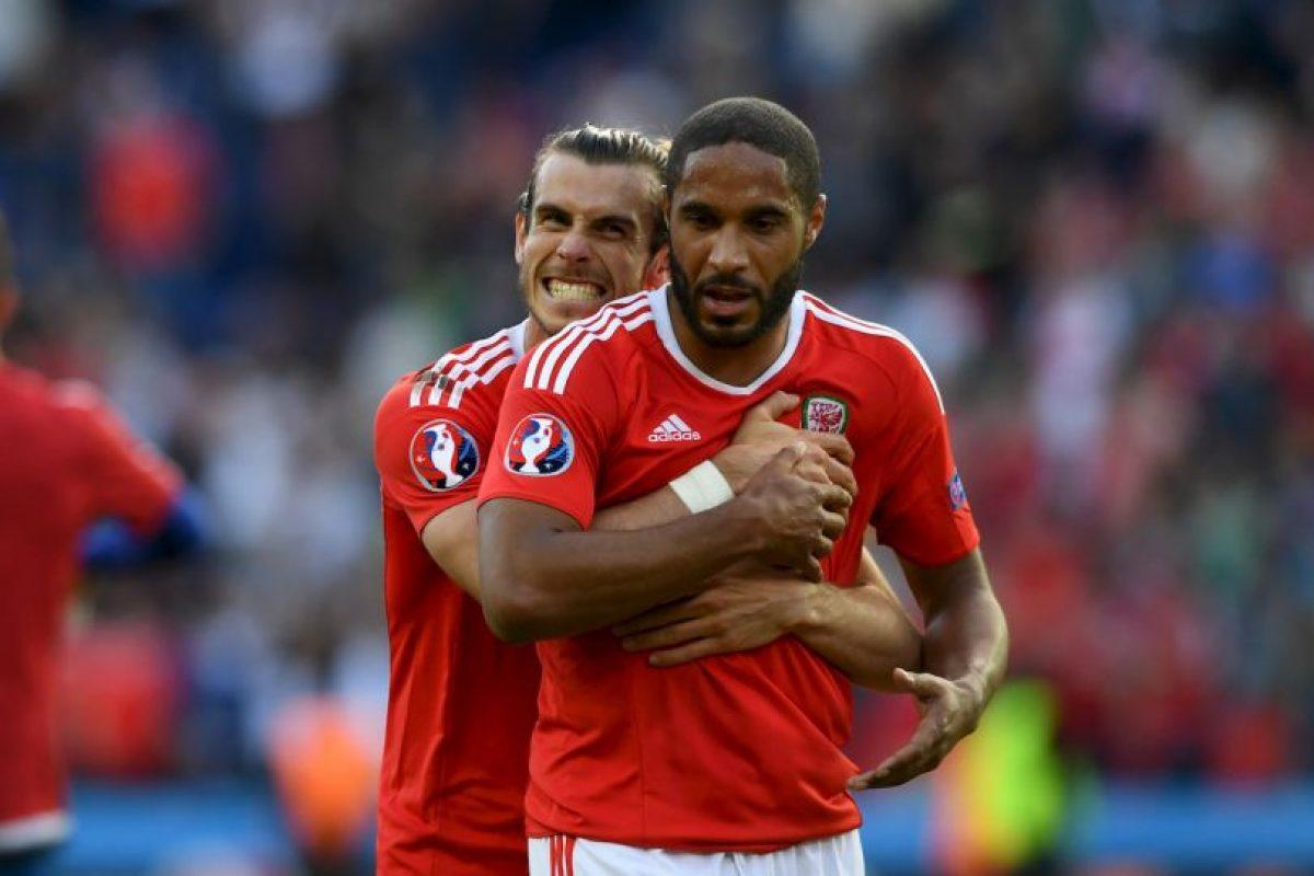 Gales, por su parte, venció a Irlanda del Norte para avanzar a la siguiente ronda Foto:Getty Images. Imagen Por: