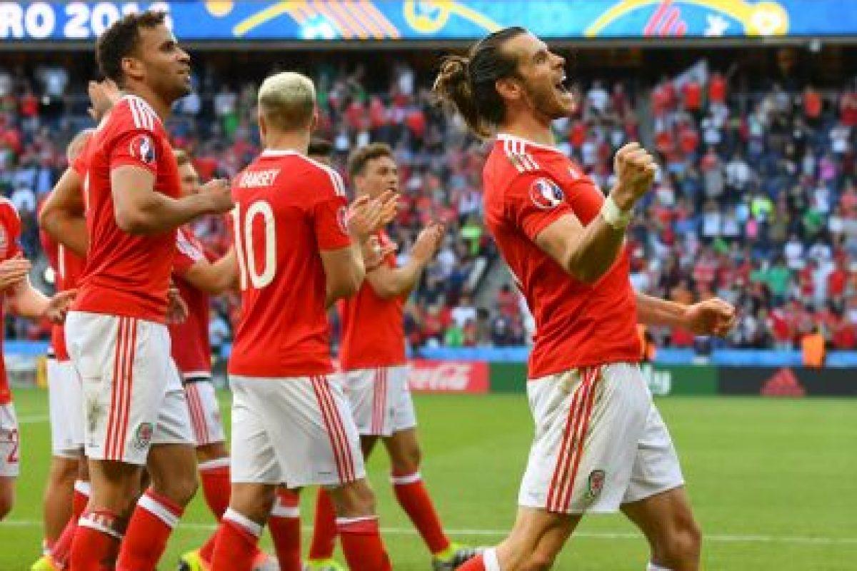Los galeses confían en el poder de Gareth Bale Foto:Getty Images. Imagen Por: