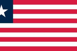 Bandera de Liberia Foto:Reproducción. Imagen Por: