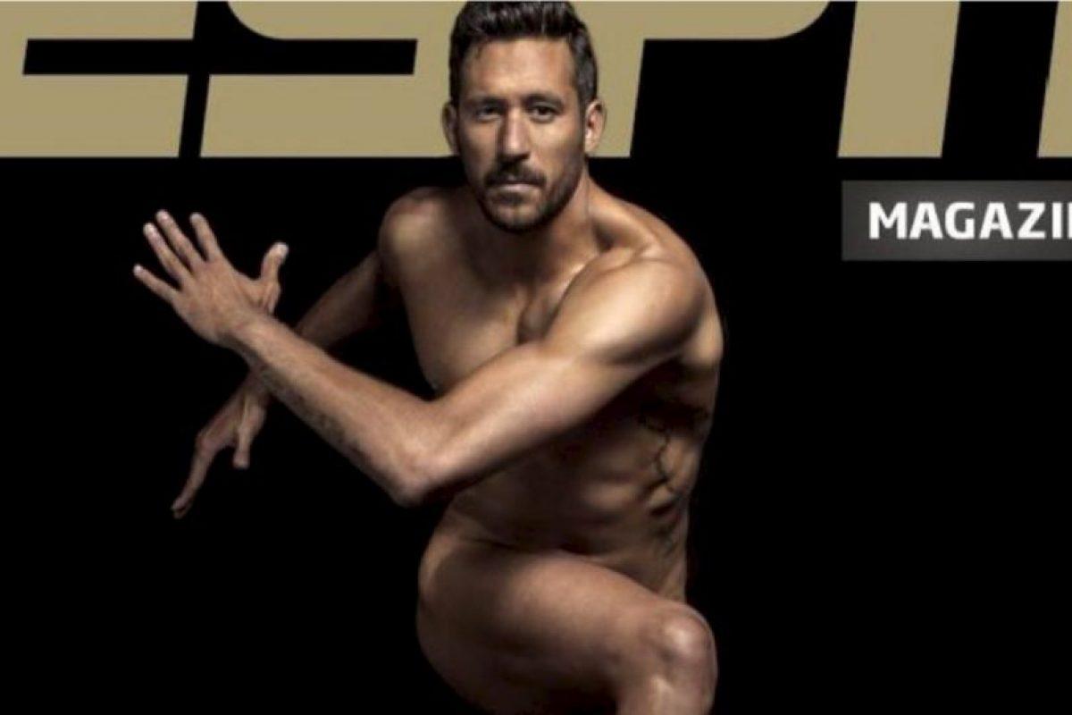 Jonás Gutiérrez (futbolista argentino) Foto:ESPN. Imagen Por: