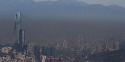 Declaran nueva preemergencia ambiental para este sábado en Santiago