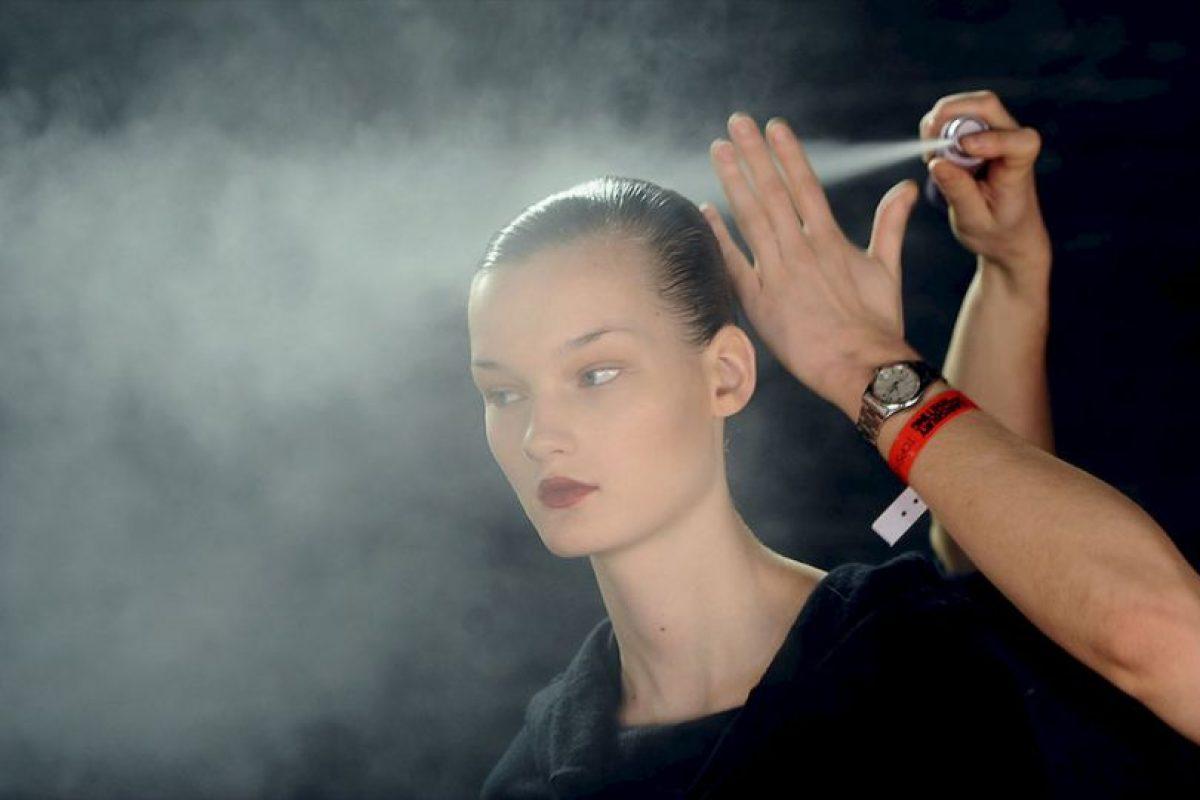 Los CFC también se encontraban en los aerosoles para el cabello. Foto:Getty Images. Imagen Por: