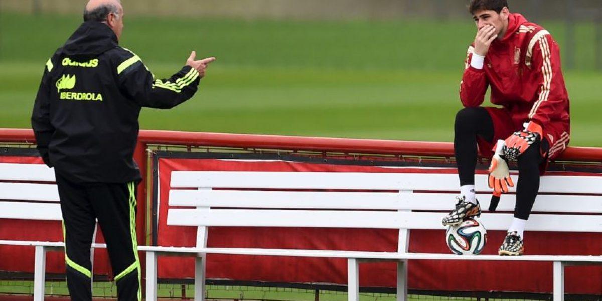 Euro 2016: Así comenzó el conflicto entre Casillas y Del Bosque