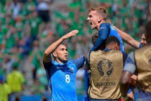 Francia llega como gran favorita al partido con Islandia Foto:Getty Images. Imagen Por: