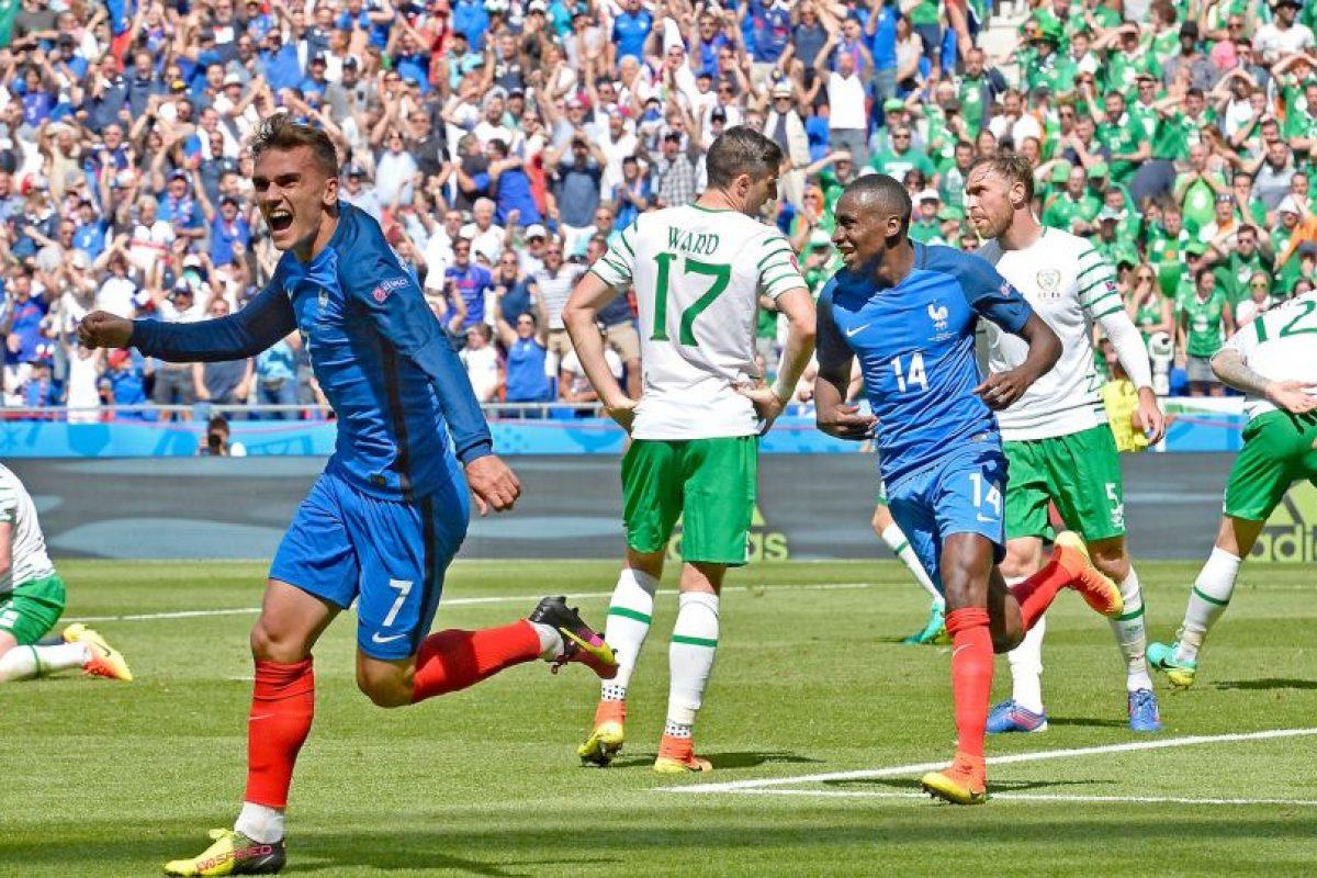 El local Francia Foto:Getty Images. Imagen Por: