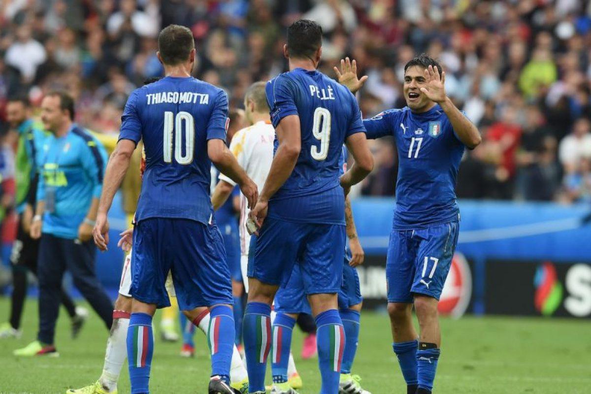 Los italianos vienen de vencer a España para clasificar a semifinales y han demostrado todas sus credenciales para ser campeones Foto:Getty Images. Imagen Por: