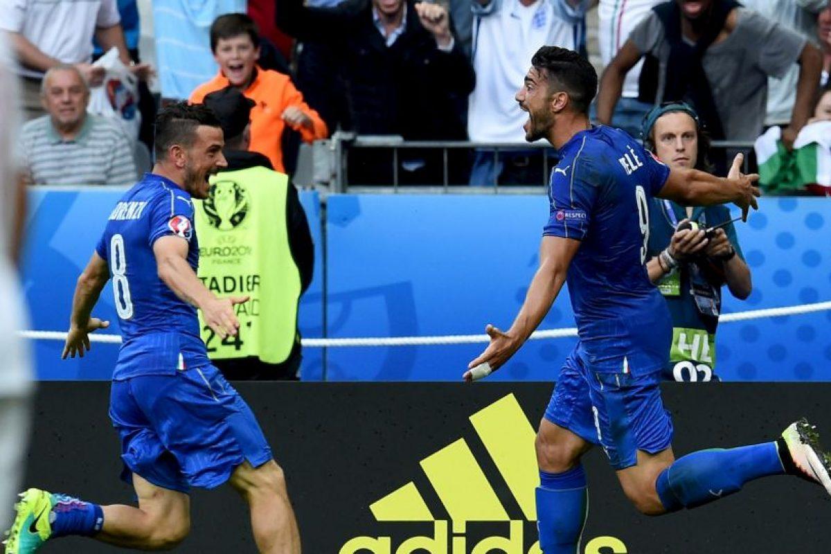 Italia está más encendida que nunca tras ganarle a España por 2 a 0 Foto:Getty Images. Imagen Por: