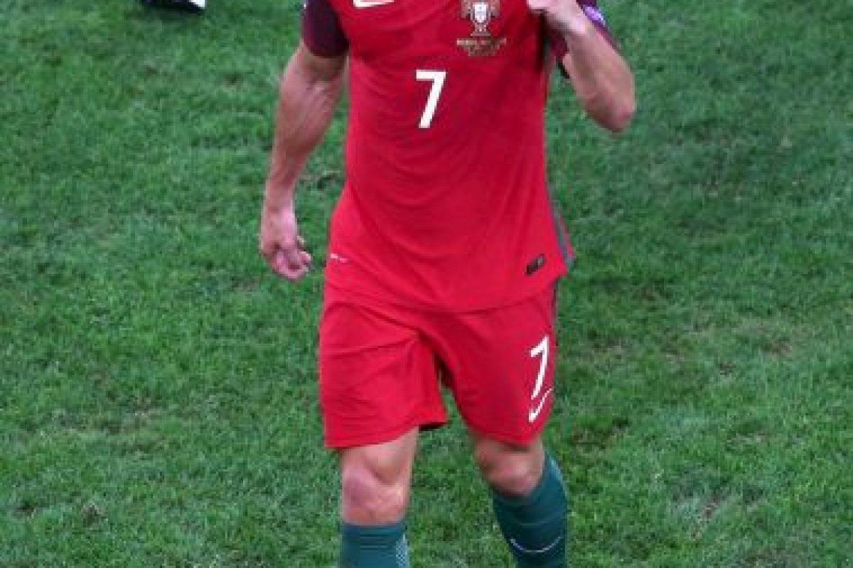 Cristiano Ronaldo, por su parte, ha sido criticado por su nivel en la Eurocopa Foto:Getty Images. Imagen Por: