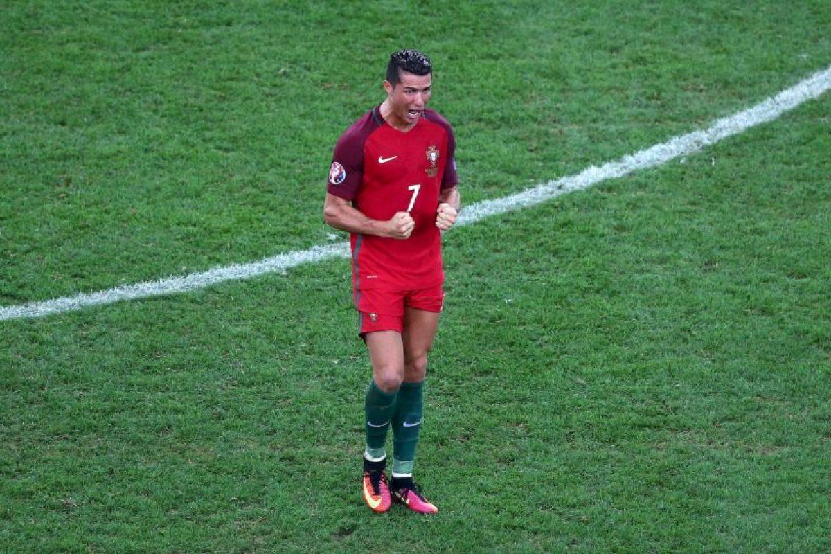Un choque de estrellas en las semifinales de la Eurocopa Foto:Getty Images. Imagen Por: