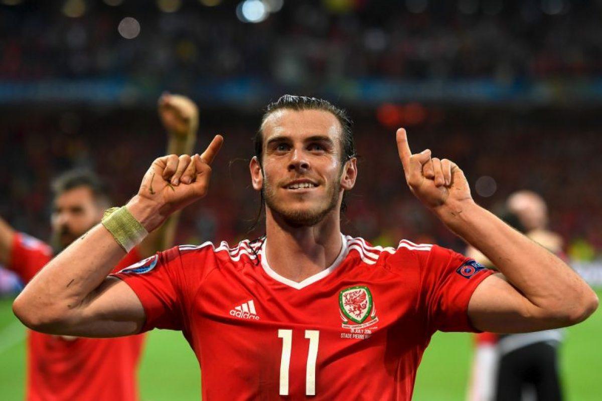 Con el paso de Gales a semifinales, un debutante volvió a avanzar a esa ronda después de 20 años Foto:Getty Images. Imagen Por: