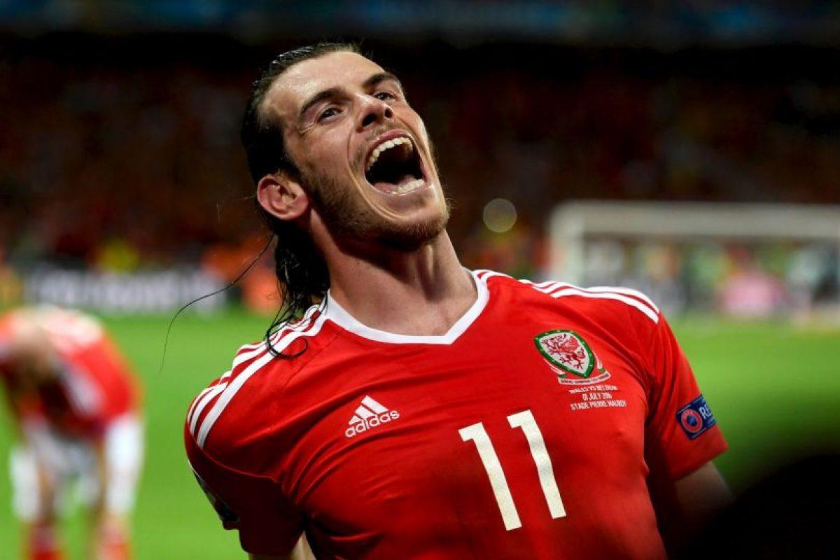 Gales venció a Bélgica por 3 a 1 y clasificó a semifinales Foto:Getty Images. Imagen Por: