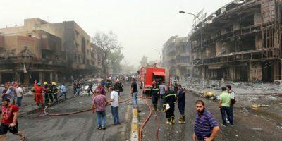 Estado Islámico siembra el terror en Irak: atentado deja al menos 119 muertos