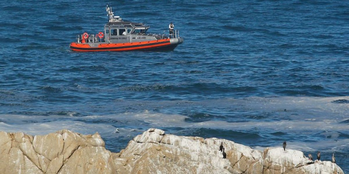 Mariscador falleció tras caer a roqueríos en playa cercana a La Serena