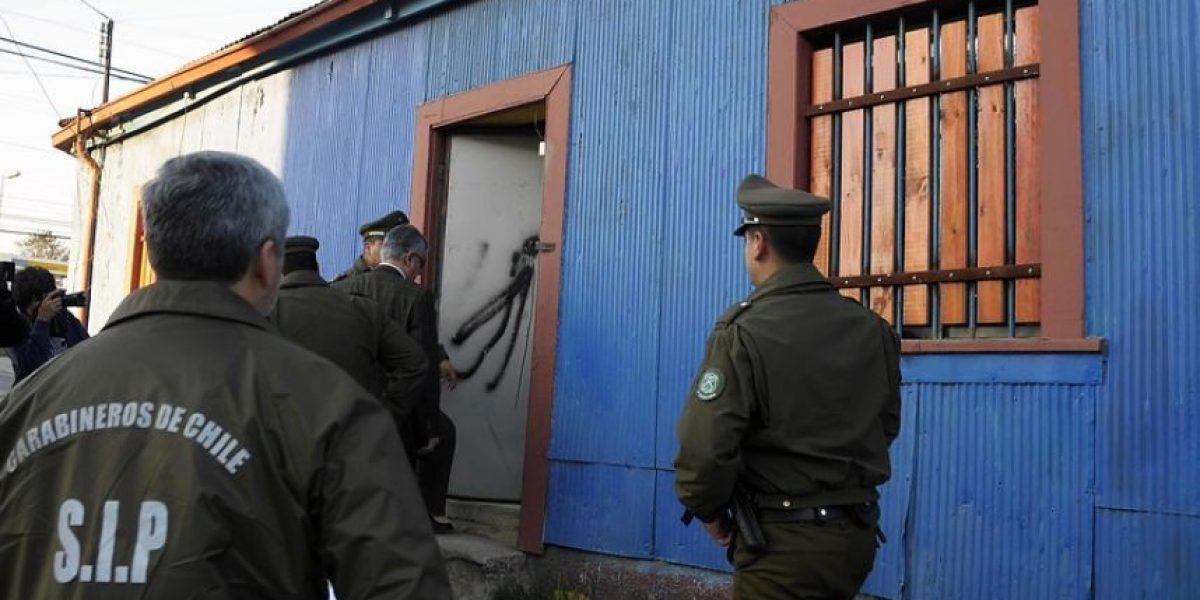 Detienen a tres carabineros por realizar robo con intimidación en Puente Alto